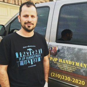 paul pacheco handyman in san antonio texas