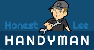 honest lee handyman, handyman web design example