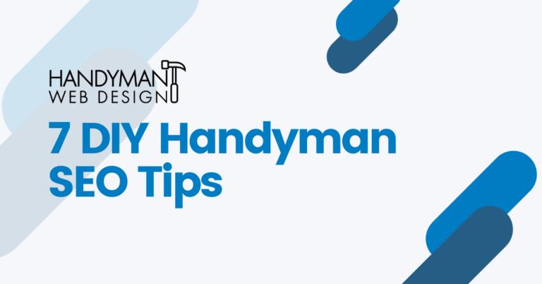 diy handyman seo tips